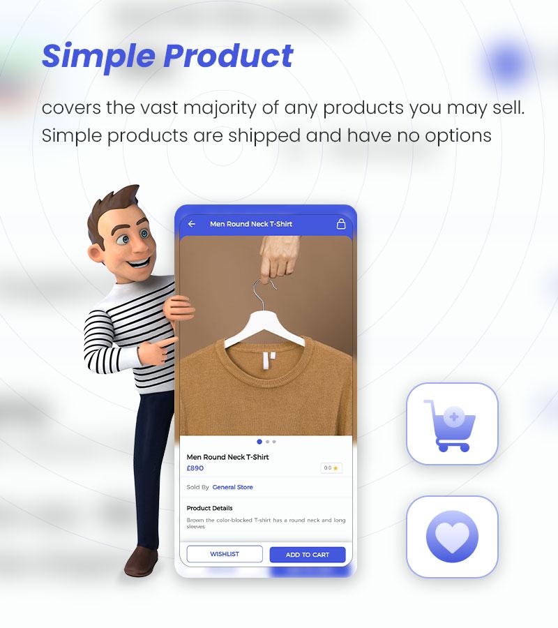 MightyStore - WooCommerce Universal Flutter App For E-commerce App - 7