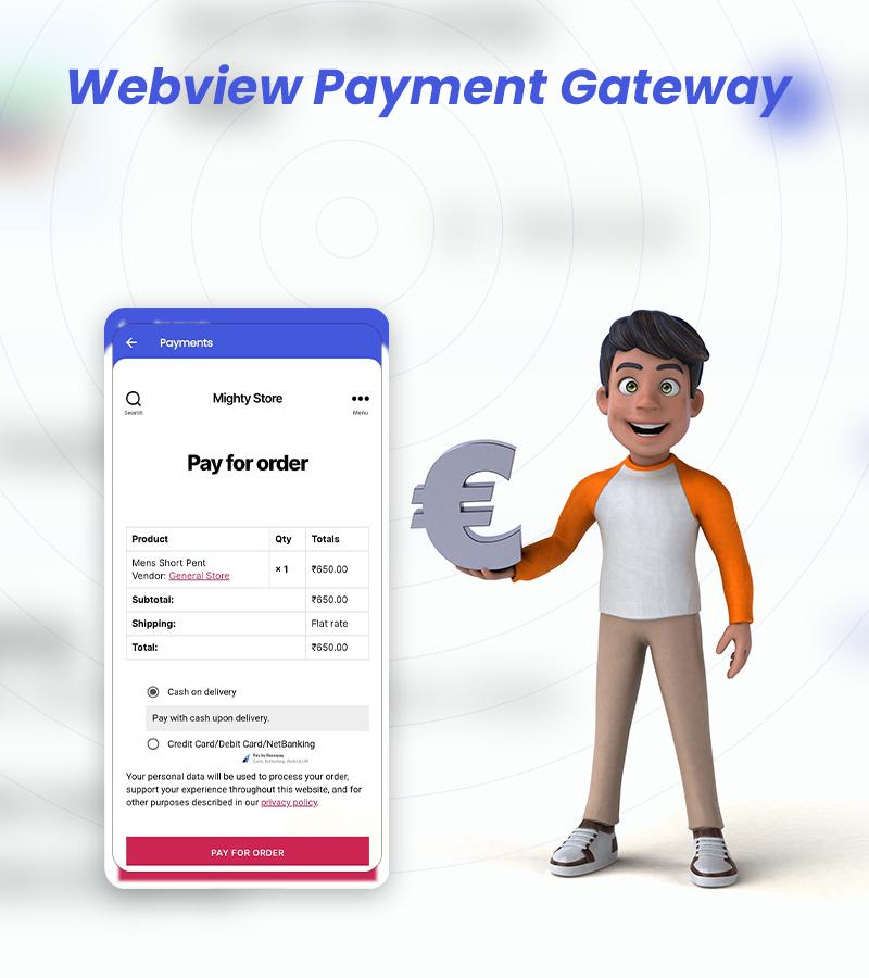 MightyStore - WooCommerce Universal Flutter App For E-commerce App - 18