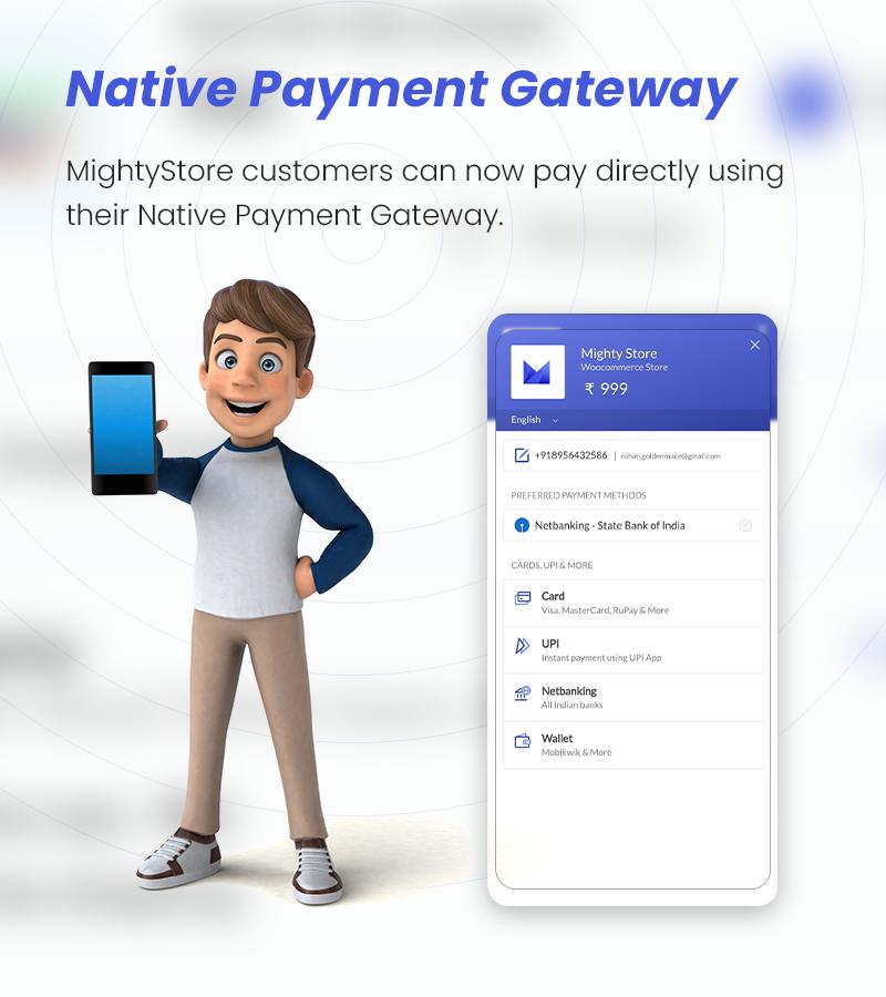 MightyStore - WooCommerce Universal Flutter App For E-commerce App - 19