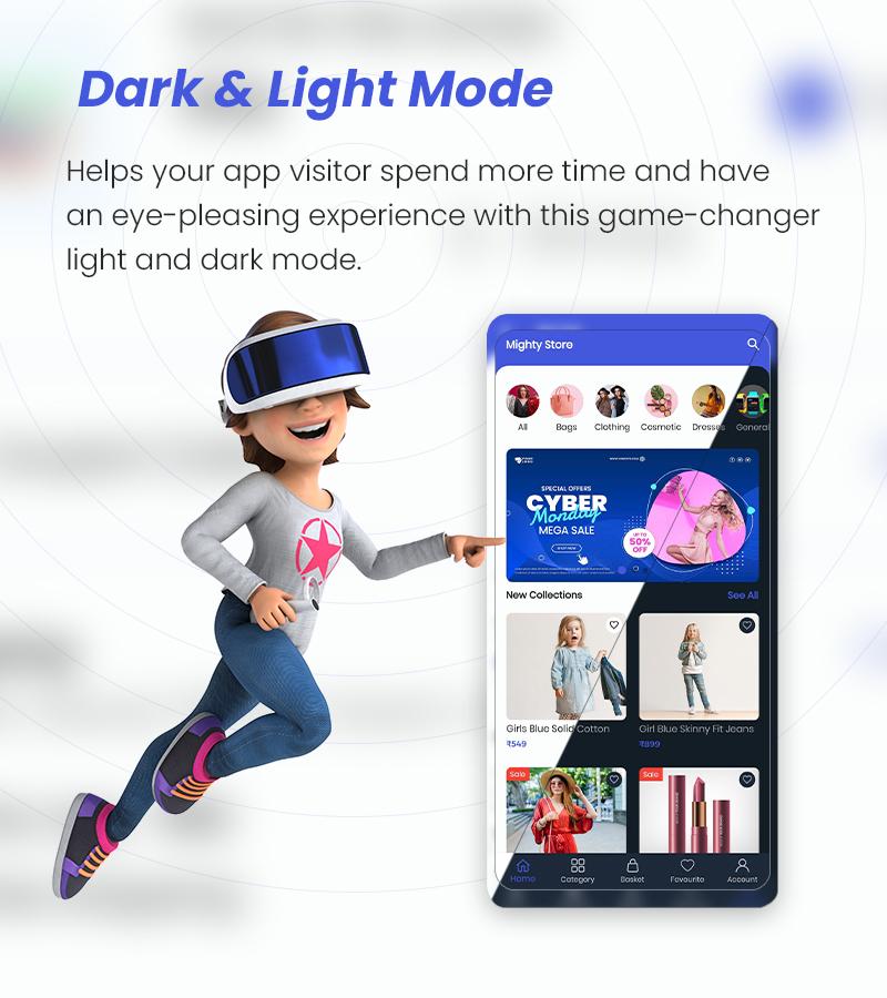 MightyStore - WooCommerce Universal Flutter App For E-commerce App - 20