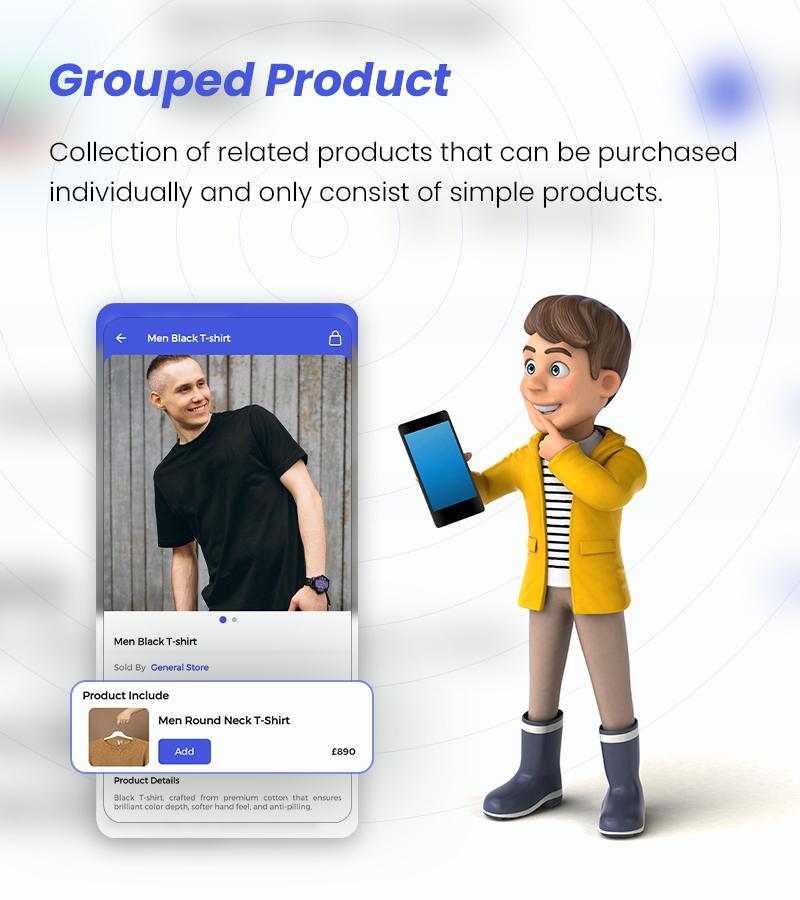 MightyStore - WooCommerce Universal Flutter App For E-commerce App - 8