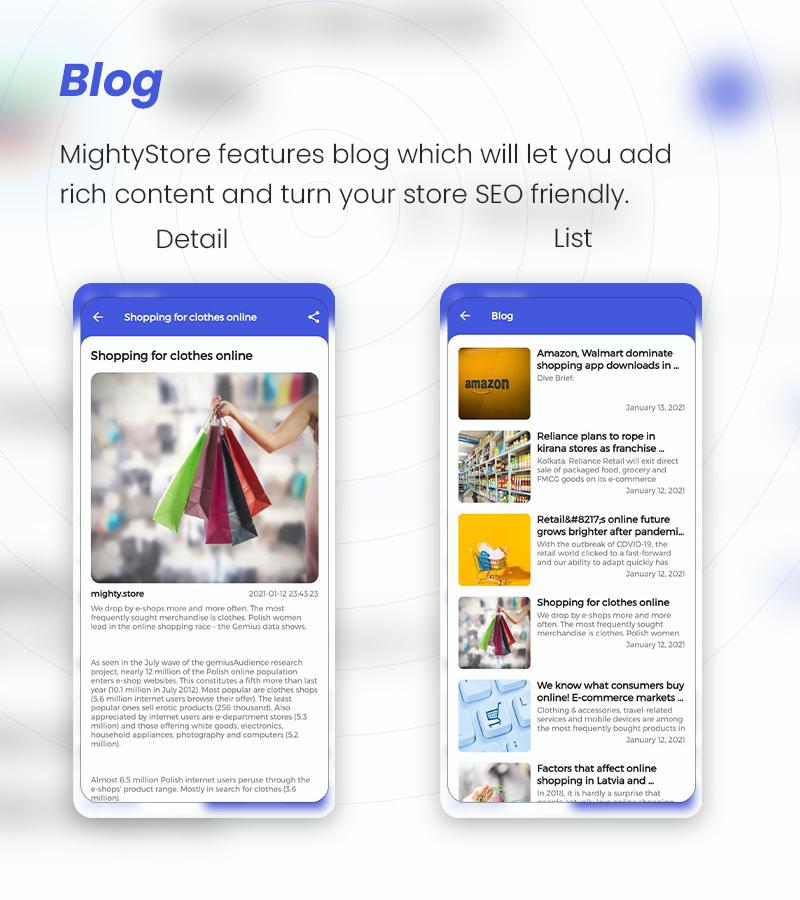 MightyStore - WooCommerce Universal Flutter App For E-commerce App - 28