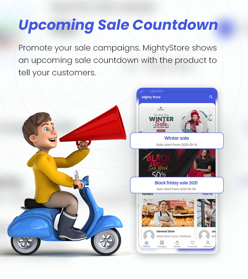 MightyStore - WooCommerce Universal Flutter App For E-commerce App - 34