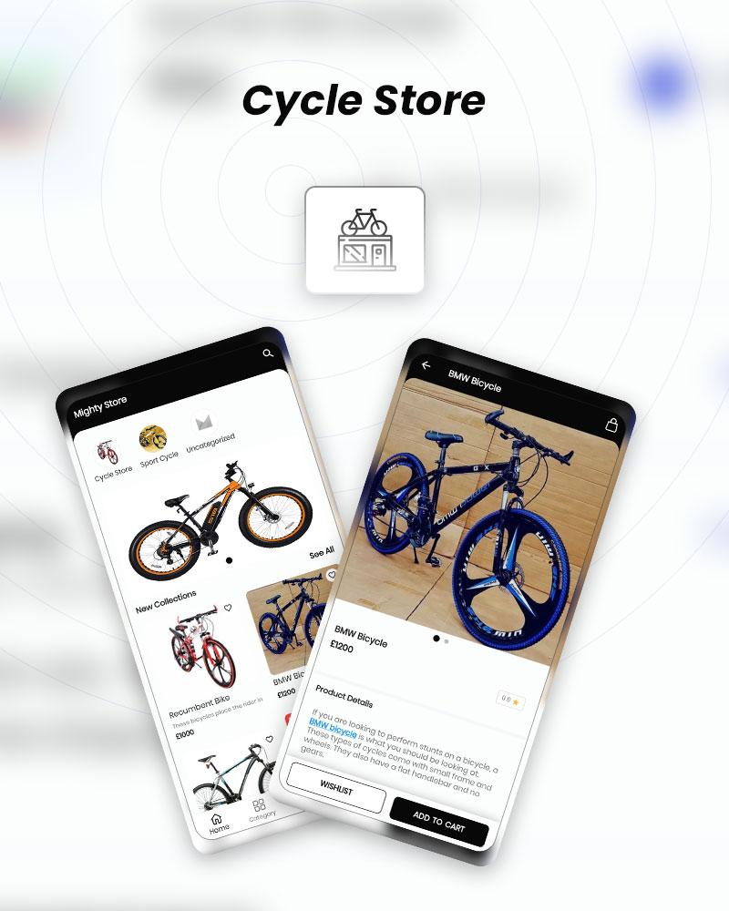 MightyStore - WooCommerce Universal Flutter 2.0 App For E-commerce App - 39