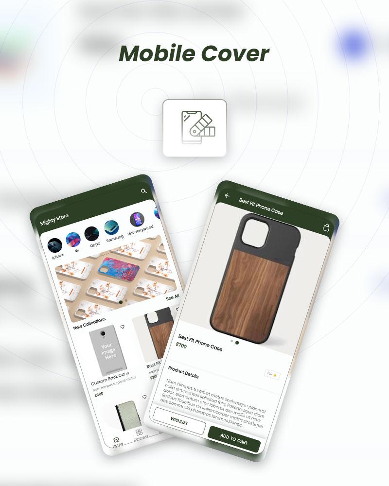 MightyStore - WooCommerce Universal Flutter 2.0 App For E-commerce App - 43
