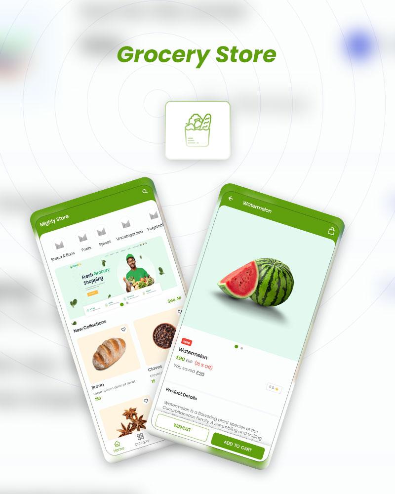 MightyStore - WooCommerce Universal Flutter 2.0 App For E-commerce App - 41