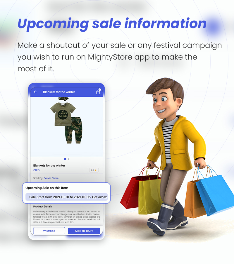 MightyStore - WooCommerce Universal Flutter App For E-commerce App - 26