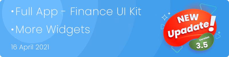 MightyUIKit - Flutter 2.0 UI Kit com Screen Builder - 2