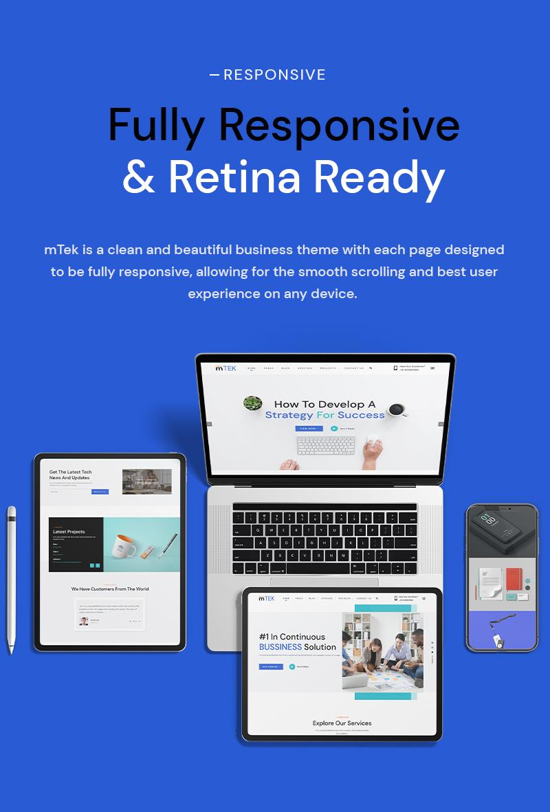 MightyTek | IT Services & Technology WordPress Theme - 9